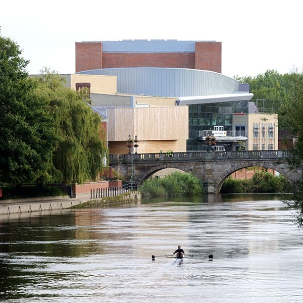 Theatre Severn in Shrewsbury