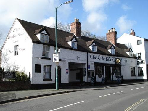 The Old Bucks Head Inn