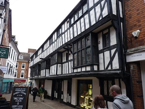 Chambers Shrewsbury