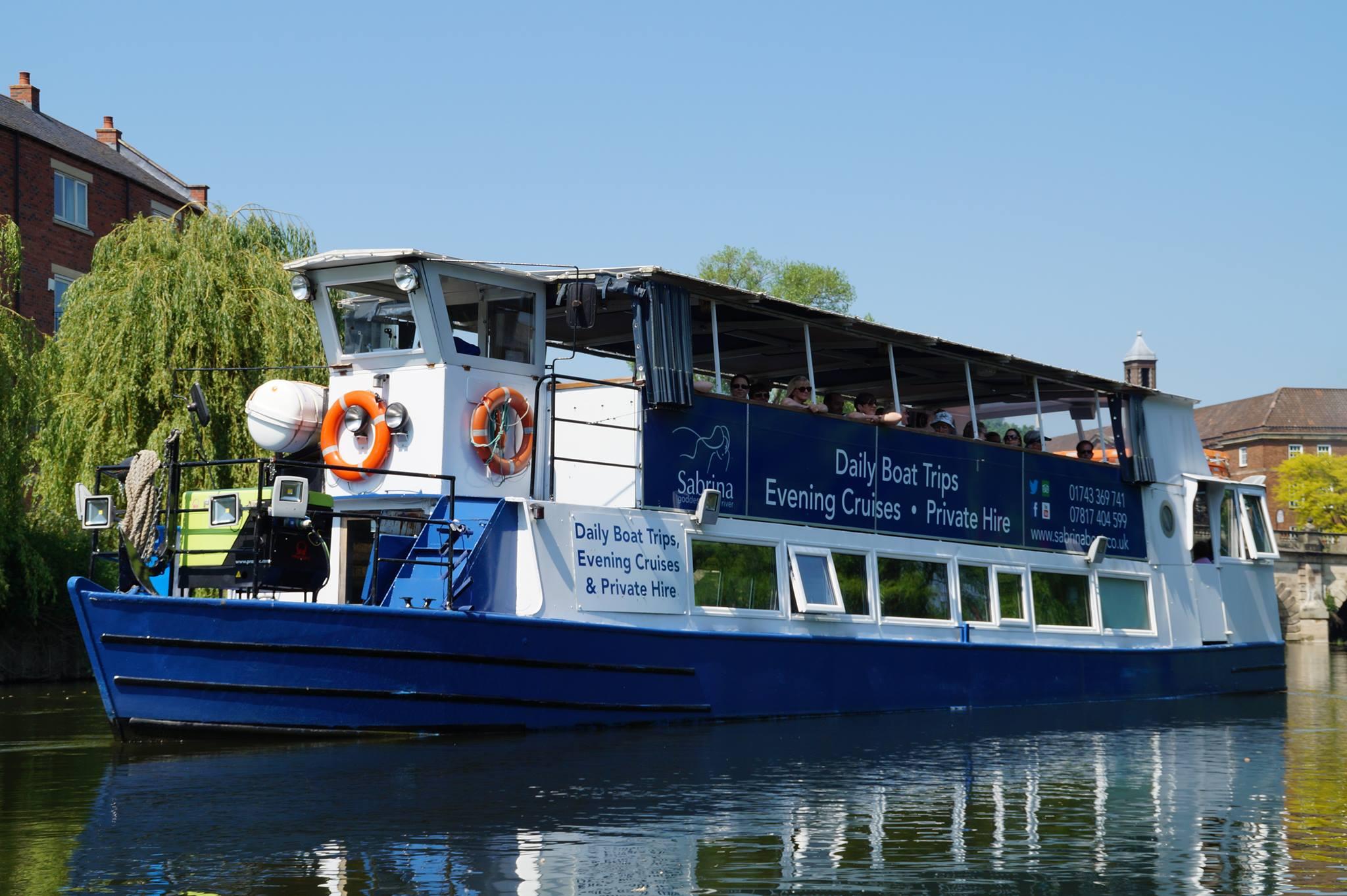 Sabrina Boat