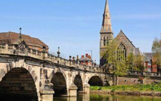Shrewsbury Maps