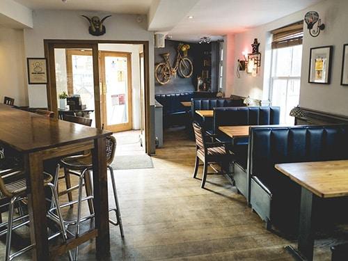 The Alb Restaurant Shrewsbury