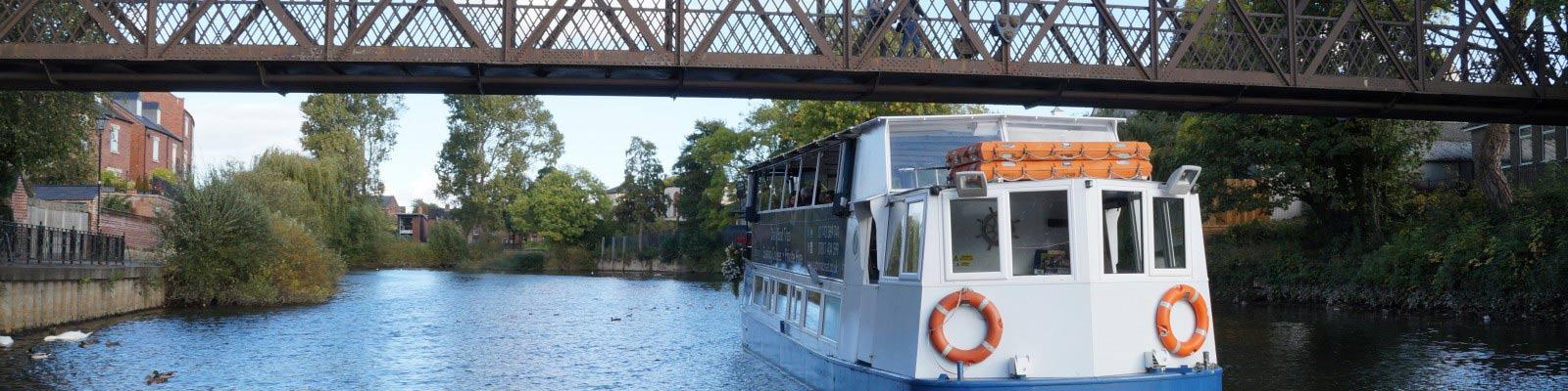 Sabrina Boat Daily Cruise