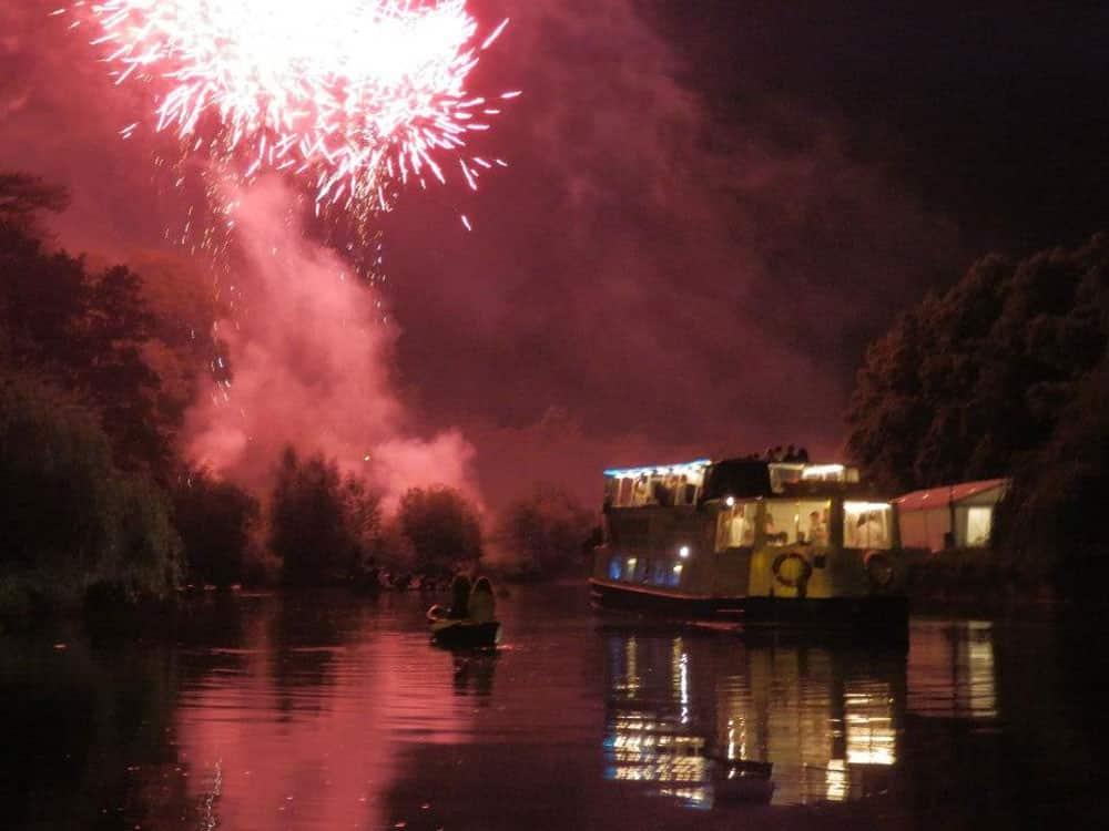 Fireworks Shrewsbury