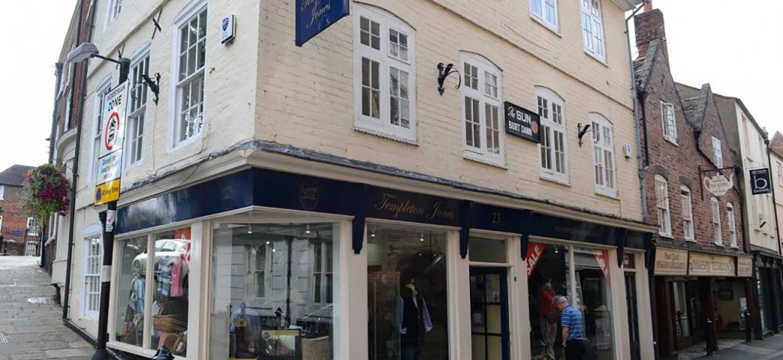 22 Princess Street, Shrewsbury Ghost
