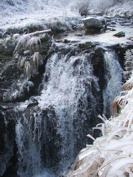 Severn Break its Neck Waterfall