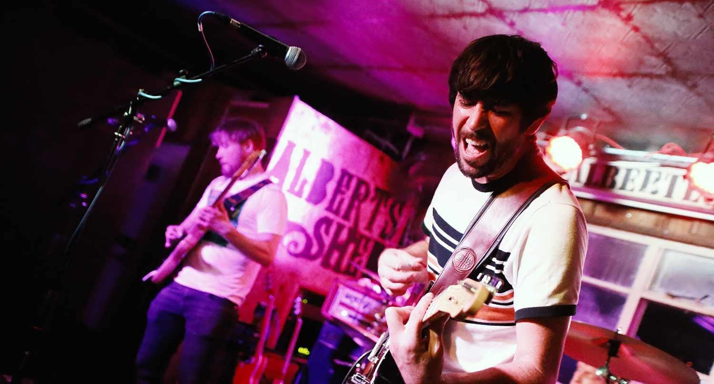 Alberts Shed Live Music Venue