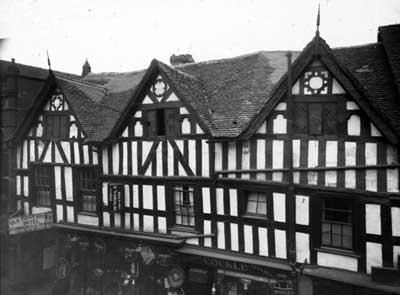 Milk Street Murders - Spooky Shrewsbury