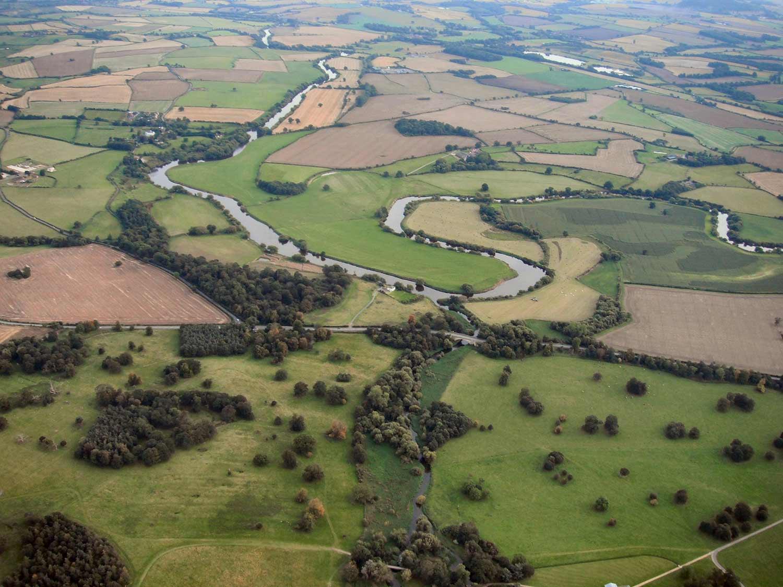 River Severn Meander
