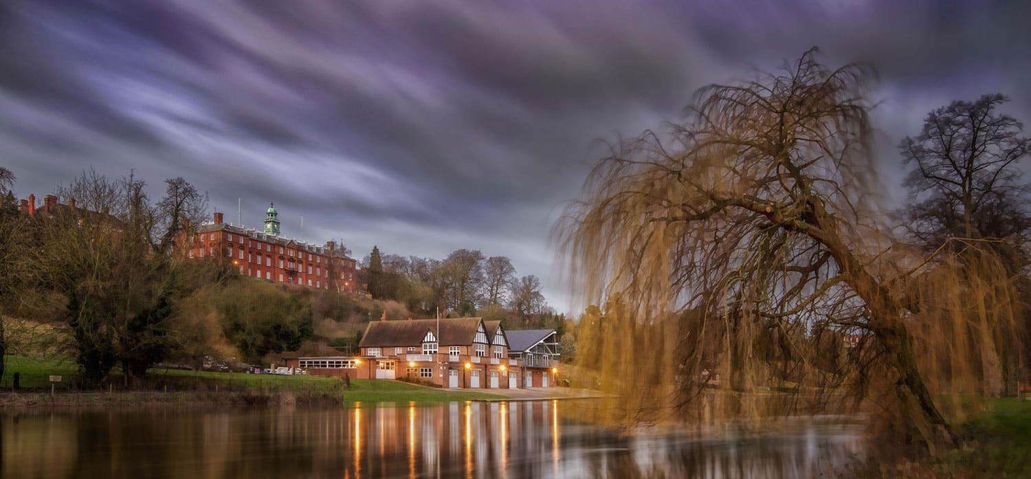 Things to do in Shrewsbury - Walk along the River Severn