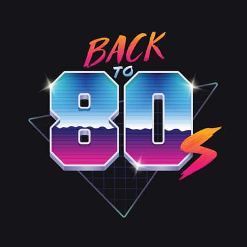 Back to the 80s Cruise
