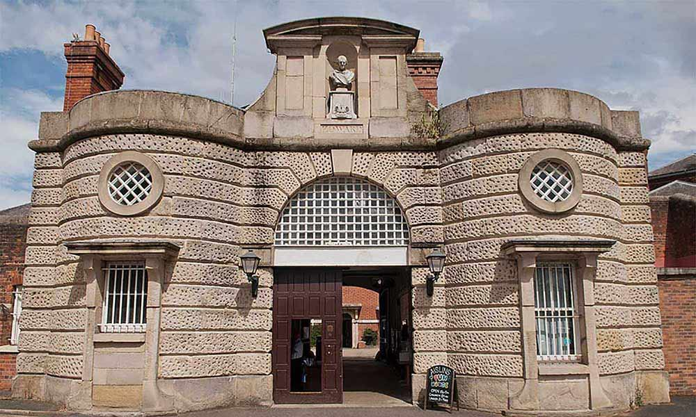 Dana Prison Cool Place to Visit in Shrewsbury