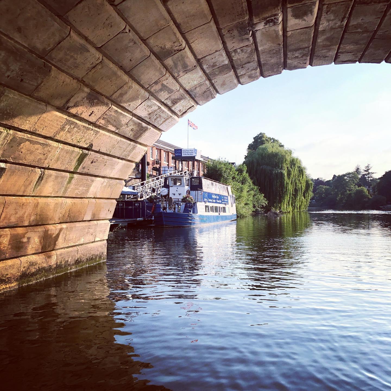 Welsh Bridge Sabrina