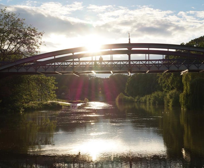 Sunset Bridge_2