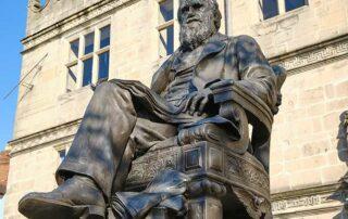 Charles Darwin Discovery Walk Shrewsbury