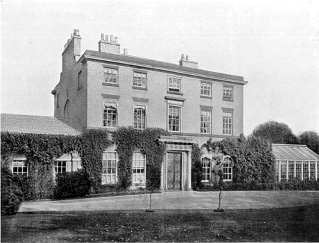 Charles Darwin's Shrewsbury Home